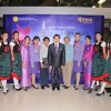 THAI Launches First Flight to Brussels, Belgium