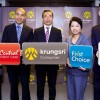 Krungsri Consumer Highlighted the Power of Synergy Announced its Robust Q3/2012 Performance