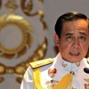 Thailand cabinet approved  the Cabinet of Prime Minister Prayuth Chan-ocha appointed