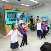 """Mitsubishi Elevator (Thailand) Takes the """"Caring for Kids"""" Campaign to Schools Again, Teaching Children Basic Rules of Elevator Safety"""