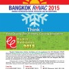 Bangkok RHVAC 2015 and Bangkok E&E 2015:  Two Leading Trade Events Packed with Great Opportunities