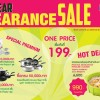 Mid Year Clearance Sale