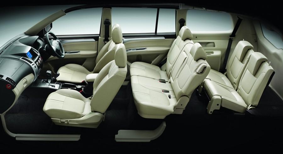 Mitsubishi Motors to show the new Mitsubishi Triton and Pajero Sport