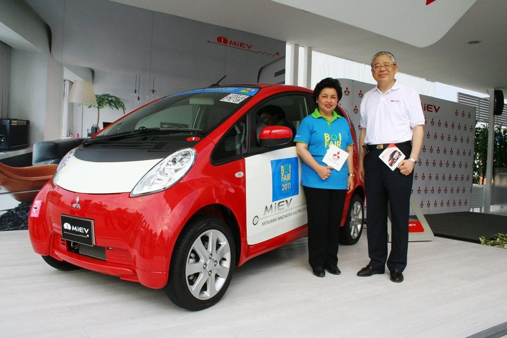 Mitsubishi Motors Present Smart Life Smart Energy Theme In Boi Fair 2011 Business Day News