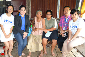 Photo Release_Haier CSR-Nong Ice_re